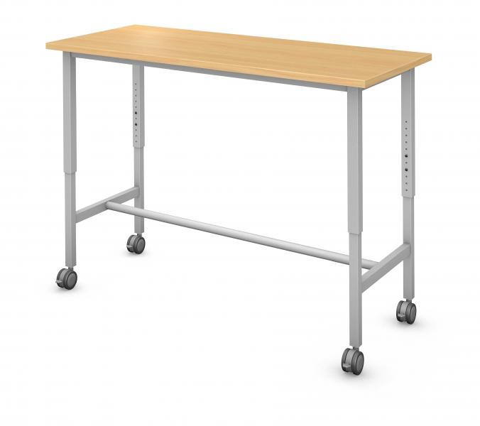 Rectangle Table Product Rendering