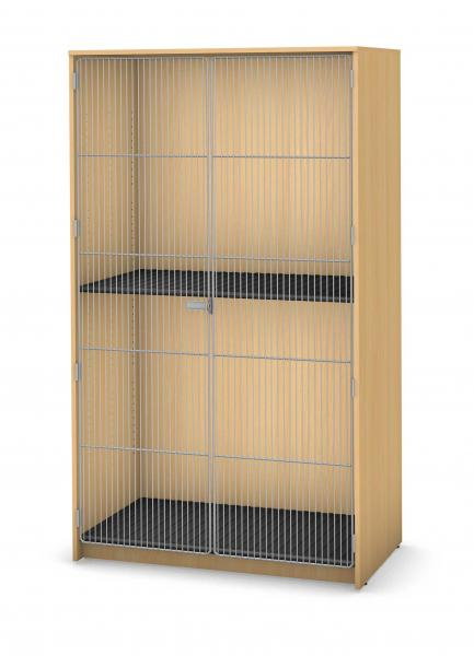 Harmony Instrument Storage, 2 Compartment Product Rendering