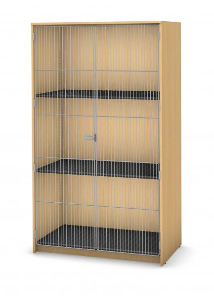 Harmony Instrument Storage, 3 Compartment Product Rendering
