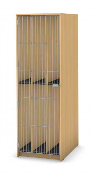 Harmony Instrument Storage, 6 Compartment Product Rendering