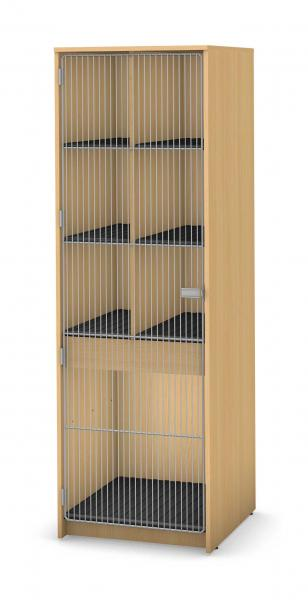 Harmony Instrument Storage, 7 Compartment Product Rendering