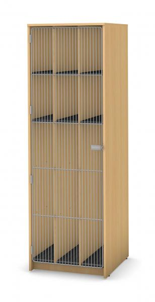 Harmony Instrument Storage, 9 Compartment Product Rendering