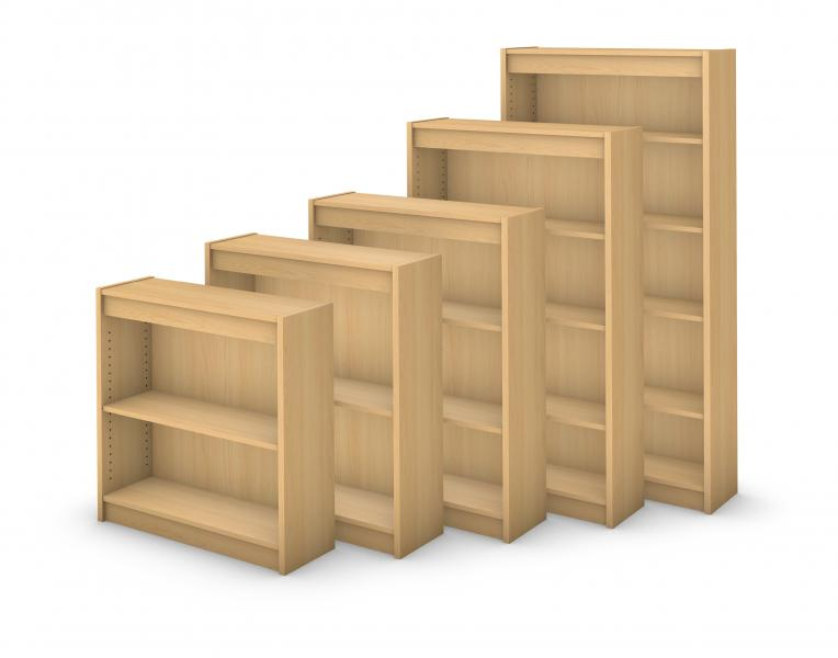 Shelf, Single Sided, Stationary Rendering