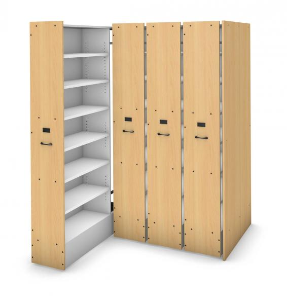 Harmony Music Storage System Product Rendering