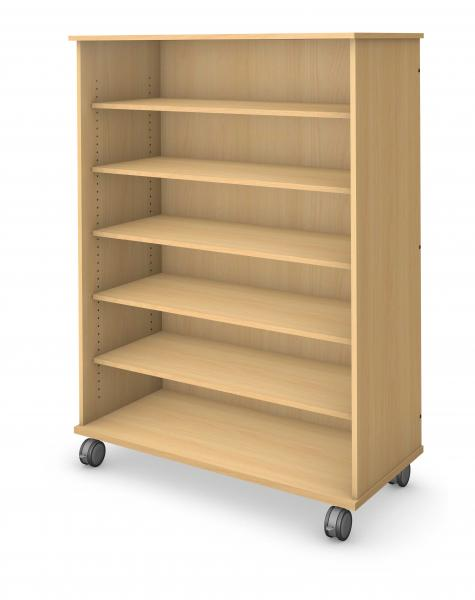 Tall Storage - No Doors Product Rendering