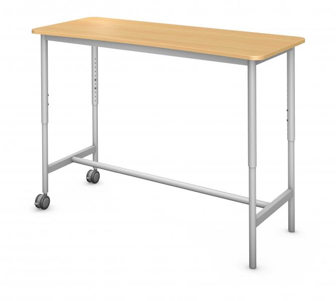 Sidekick Tall Student Table/Teacher Desk