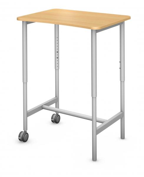 Sidekick Tall Student Desk/Teacher Podium