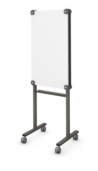 Pages™ Vertical Cart with 4 panels