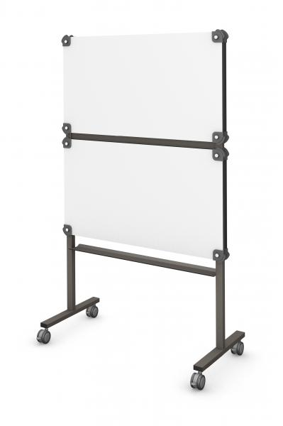 Pages™ Horizontal Cart with 4 panels