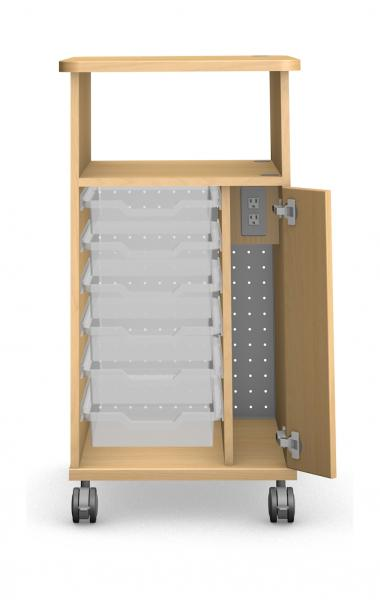 Presentation Cart - Power Product Rendering