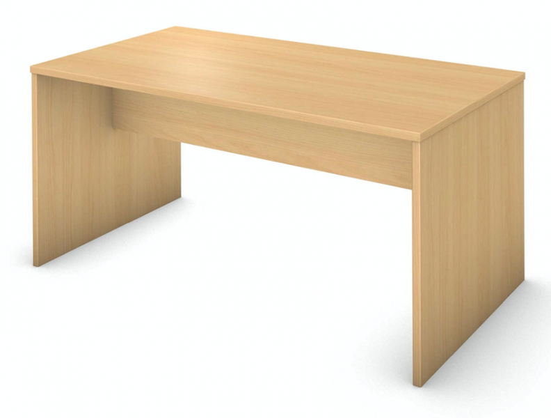 Rectangle Table - Full End Legs Product Rendering